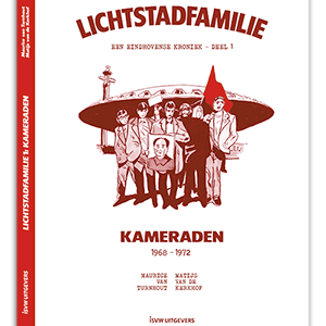 Cover Lichtstadfamilie 1: Kameraden